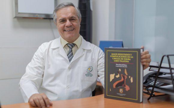 LIBRO DEL DOCTOR PERCY ROSSELL ES PREMIADO COMO UNO DE LOS MEJORES EN CIENCIAS DE LA SALUD DEL PERÚ