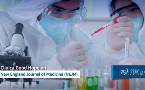 Equipo médico Good Hope aporta con tratamiento a paciente COVID-19