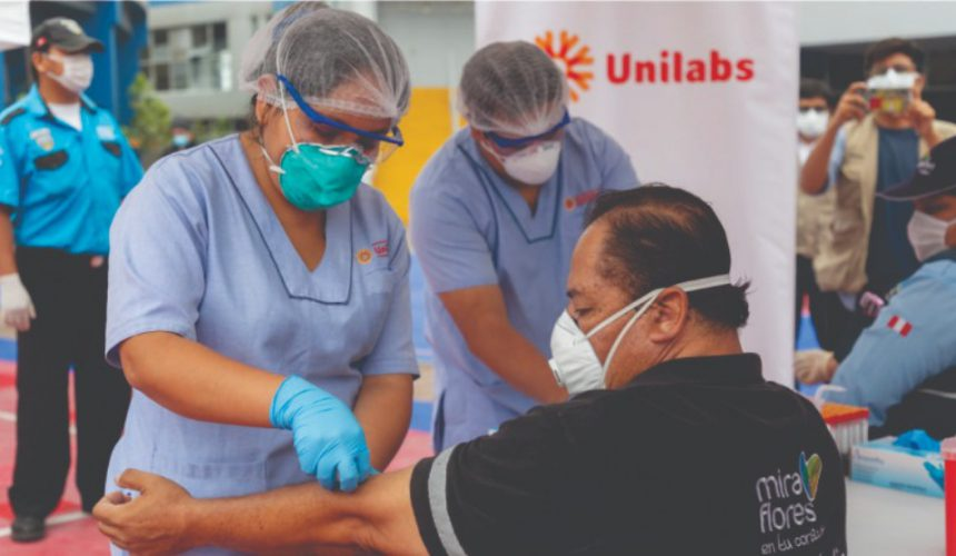 800 trabajadores de la Municipalidad de Miraflores serán sometidos a pruebas rápidas para descartar el #Covid19