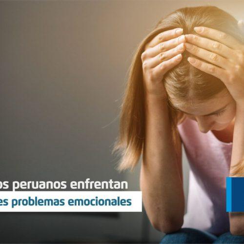 Covid-19 impacta en la salud mental de los peruanos