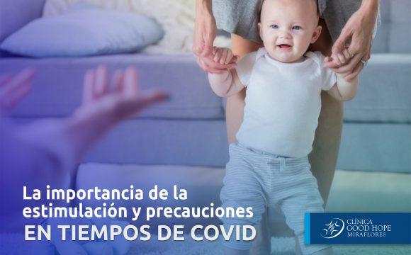 La importancia del gateo, estímulos y precauciones en tiempos de COVID-19