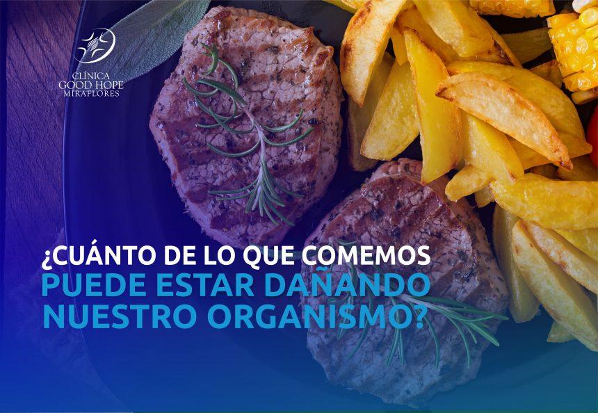 Día Mundial contra el Cáncer: ¿Cuánto de lo que comemos puede estar dañando nuestro organismo?