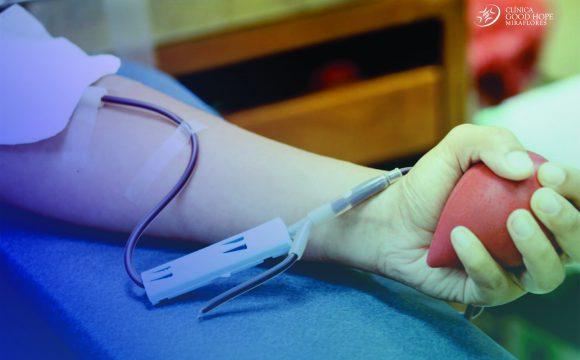 Día del Donante de Sangre: Puedes salvar hasta tres vidas siendo voluntario