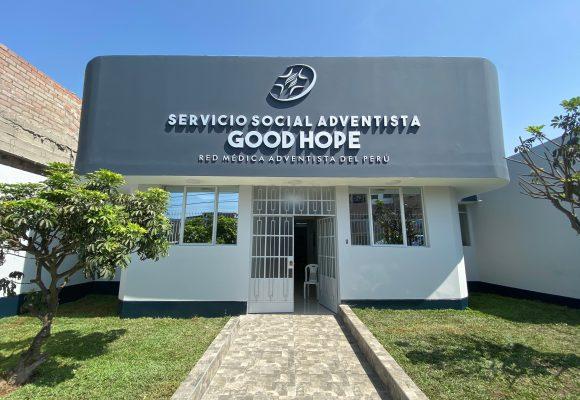 Clínica Good Hope inicia las atenciones en el Centro Médico Social Gratuito en Villa María del Triunfo