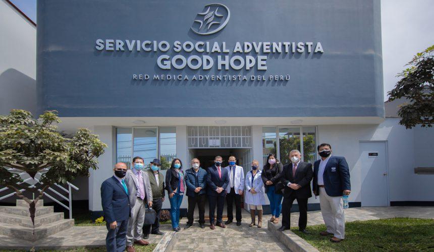 Iniciamos las atenciones gratuitas en Villa María del Triunfo
