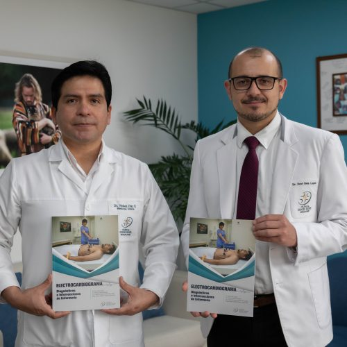 Libro: ELECTROCARDIOGRAMA, Diagnósticos e Intervenciones de Enfermería.