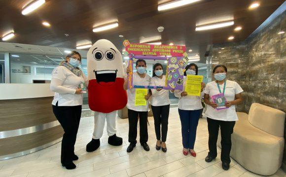Campaña Nacional de Farmacovigilancia y Tecnovigilancia